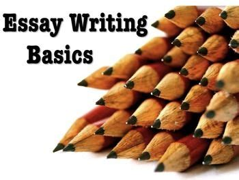 Teel essay writing structure